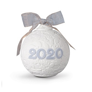 2020Annual Ball Ornament 18451