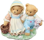 Cherished Teddies Jack and Jill 624772