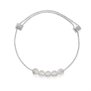 Silver Shade Expandable Bracelet Sterling Silver