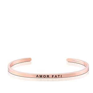 Amor Fati Rose Gold
