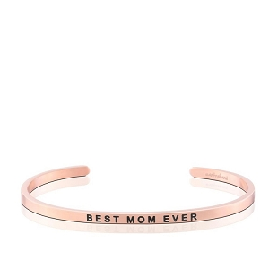 Best Mom Ever Rose Gold
