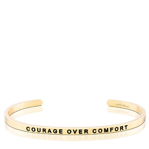 Courage Over Comfort Gold