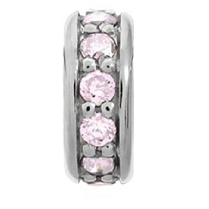 Dreamy Dot Rose Sterling Silver 1200-5