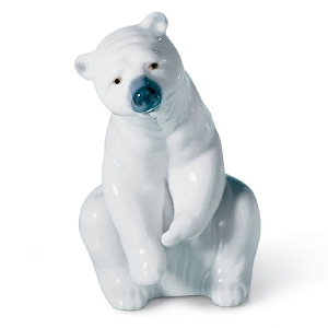 Polar Bear White 1208  4 3/4