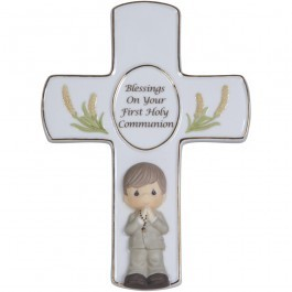 First Holy Communion Boy Cross 123409
