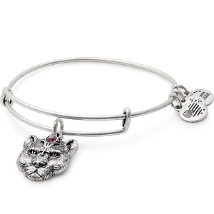 Wild Heart Bangle Rafaelian Silver