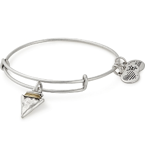Arrowhead Bangle Rafaelian Silver