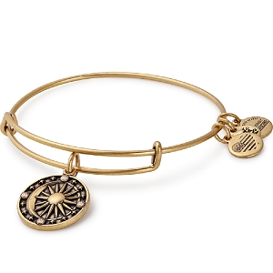 Cosmic Balance Charm Bangle Rafaelian Gold