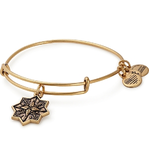Healing Love Charm Bangle Rafaelian Gold