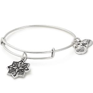 Healing Love Charm Bangle Rafaelian Silver
