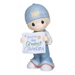 Precious Moments You're The Greatest Grandma 133034