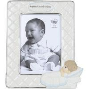 Baptized In His Name Photo Frame Boy 143401