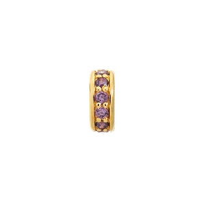 Endless Jewelry Jennifer Lopez Amethyst Dreamy Dot 1600-1
