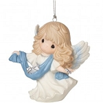 Guide Us To Thy Perfect Light 6th in Annual Angel Series Ornament