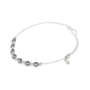 Anklet Seashell Silver