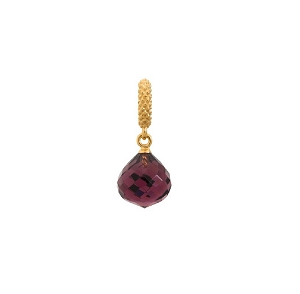 Endless Jewelry Jennifer Lopez Amethyst Mysterious Drop 1801-1
