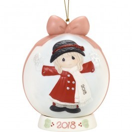 Have A Magical Holiday Season 2018 Dated Ball Ornament 181003
