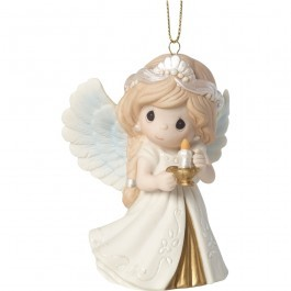 He Is The Light 8th Annual Angel Series Ornament 181024