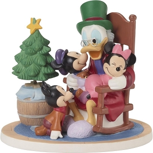 Scrooge Mc Duck Merry Christmas One And All 181701