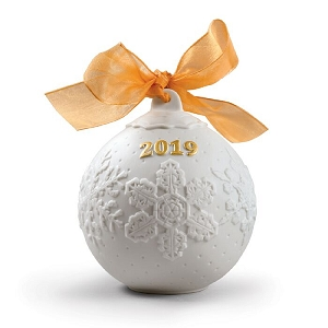 2019 Annual Re Deco Christmas Ball Ornament 18444