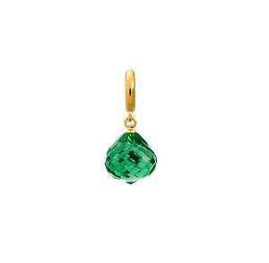 Endless Jewelry Jennifer Lopez Emerald Love Drop 1850-5