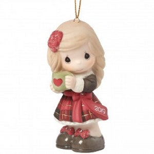 Have A Heart Warming Christmas 2019 Dated Ornament 191002