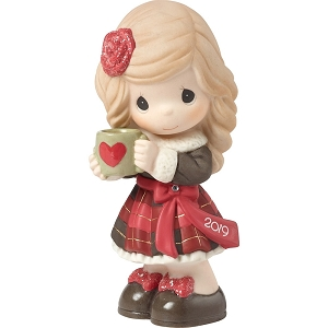 Have A Heart Warming Christmas 2019 Dated Figurine 191001