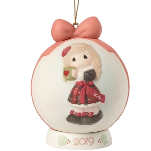 Have A Heart Warming Christmas 2019 Dated Ball Ornament 191003