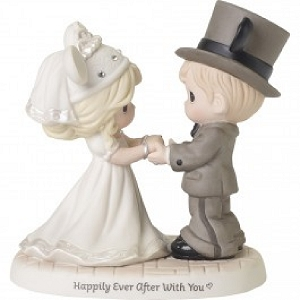 Happily Ever After With You Disney Wedding Couple 191061