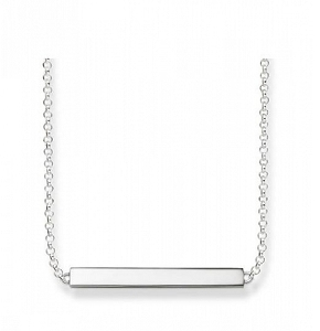 Love Bridge Silver Pendant LBKE0001-001-12 70cm