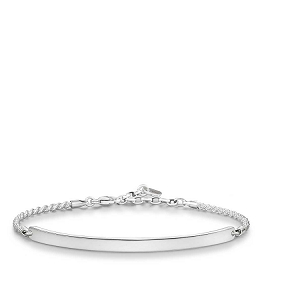 Love Bridge Silver Bracelet LBA0008-001-12 21cm