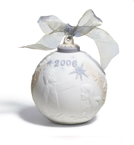 2006 Annual Ball Ornament 18221