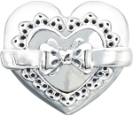 Love Token Heart Charm 2010-3263
