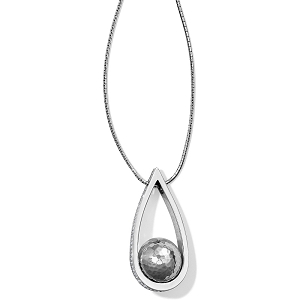 Chara Ellipse Spin Long Necklace JL8241