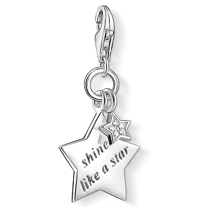 Diamond Shine Like A Star Charm DC0031-725-14