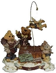Boyds Bears Flying Lesson This End Up Musical 227801