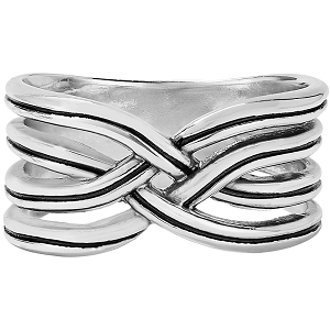 Intertwine Ring Size 7