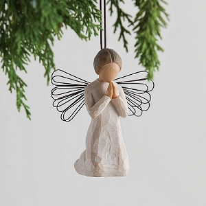 Angel of Prayer Ornament 26044