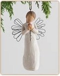 Loving Angel Ornament 26090