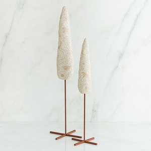 Cypress Trees Set of 2 27598