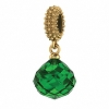 Mysterious Drop Gold Emerald 3801-5