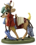 Snow White Deer With Laundry Spring Cleaning 4002437