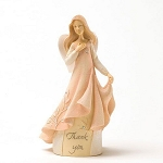 Foundations Thank You Mini Angel Figurine
