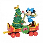 Mickeys Holiday Tree Car 4038632