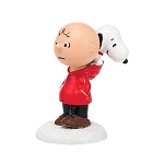 Department 56 Peanuts Dog In The Hood 4038644