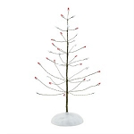 Red and White Twinkle Brite Tree 4038812