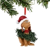 Grinch Max Wrapped in Wreaths Ornament  4040310