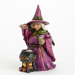 Pint Sized Halloween Witch Cauldron 4041140