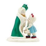 Snowbabies King Of The Forest 4042504