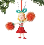 Cindy Cheering Ornament 4044930